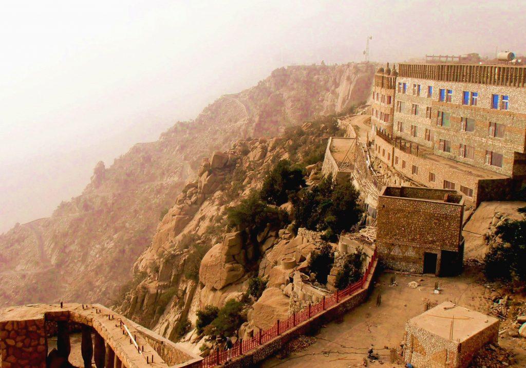 meger tourist village namas saudi arabia
