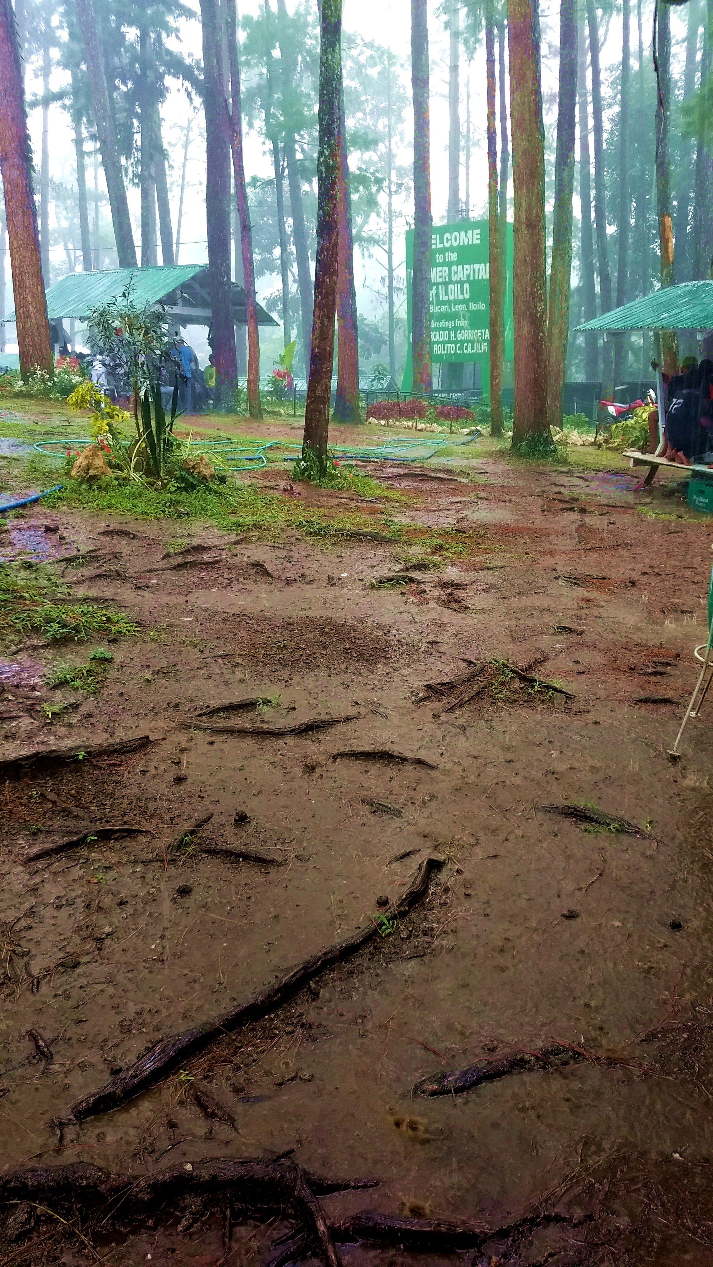bucari iloilo leon panay campground
