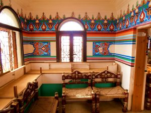 interior Meger museum al namas saudi arabia