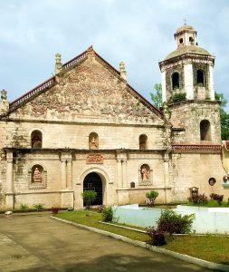 san joaquin earthquake baroque iloilo panay