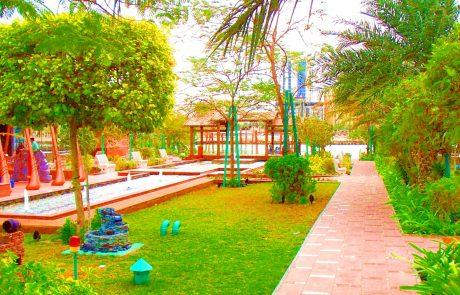 Bahrain gardens