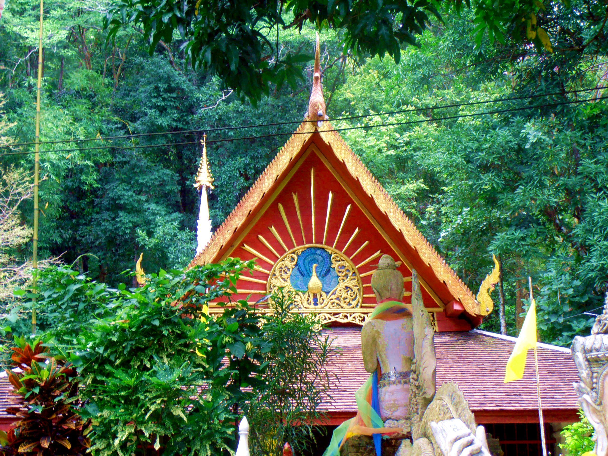 Wat Palad Chiang Mai Thailand