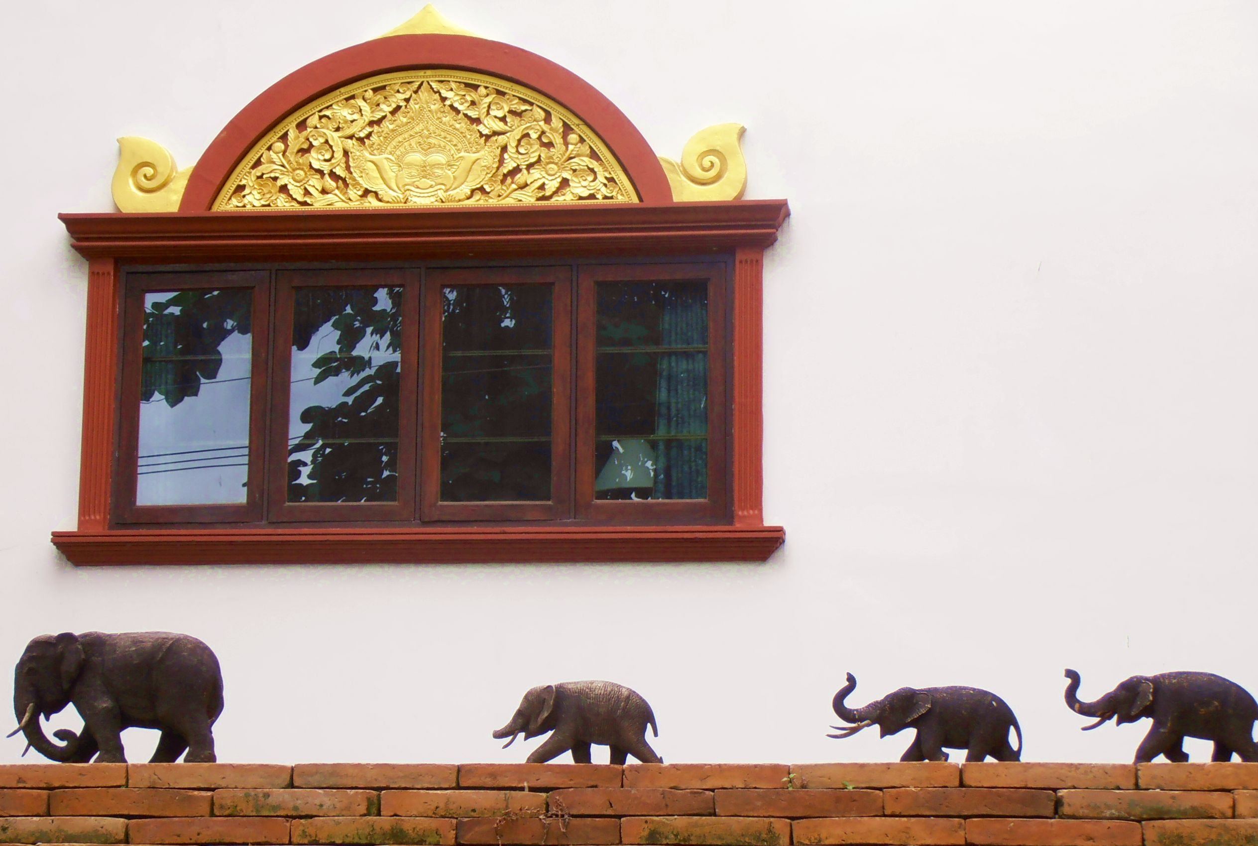 Chiang Mai Thailand sculptures