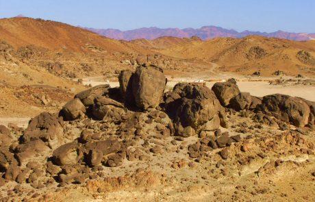 Yanbu Saudi Arabia mountains