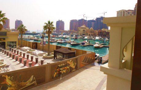 Doha Qatar posh area