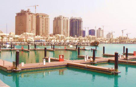 Doha Qatar The Pearl