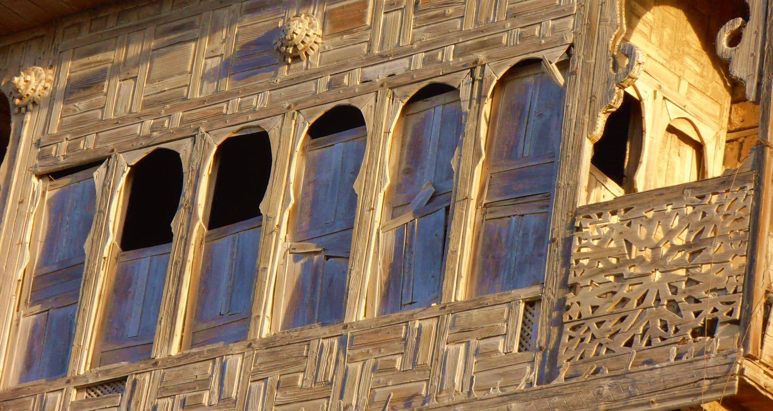 Yanbu Saudi Arabia historic center