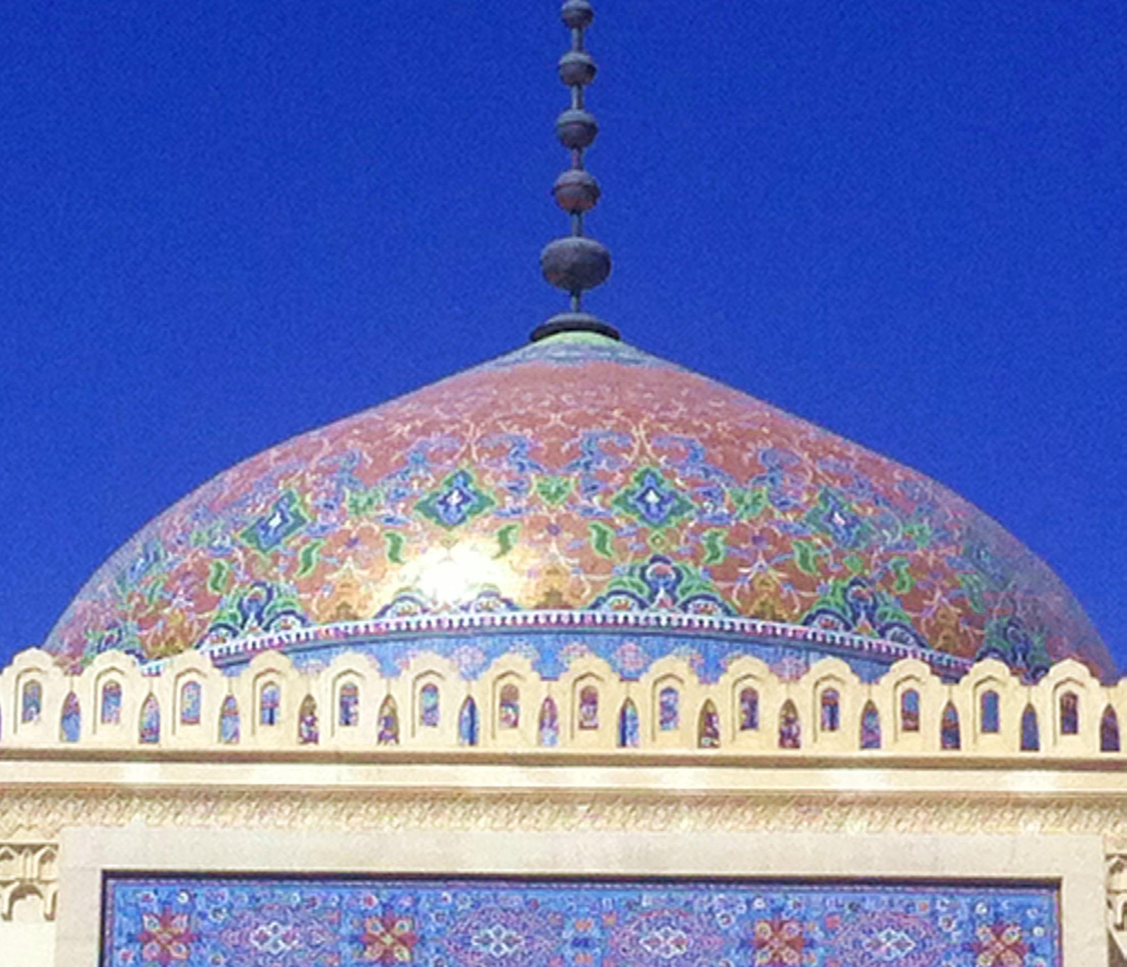 Mosques Hofuf Saudi Arabia