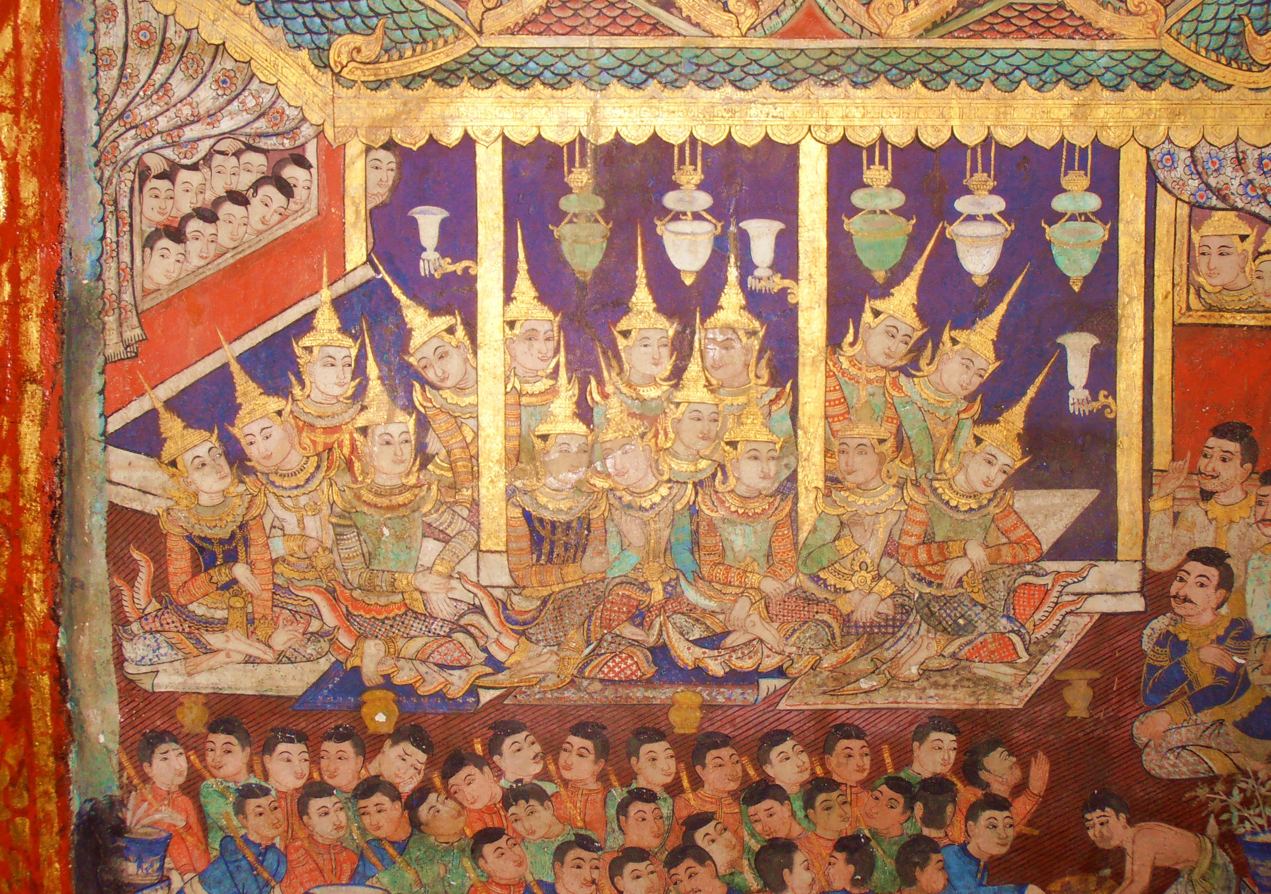 Chiang Mai Old City Wats