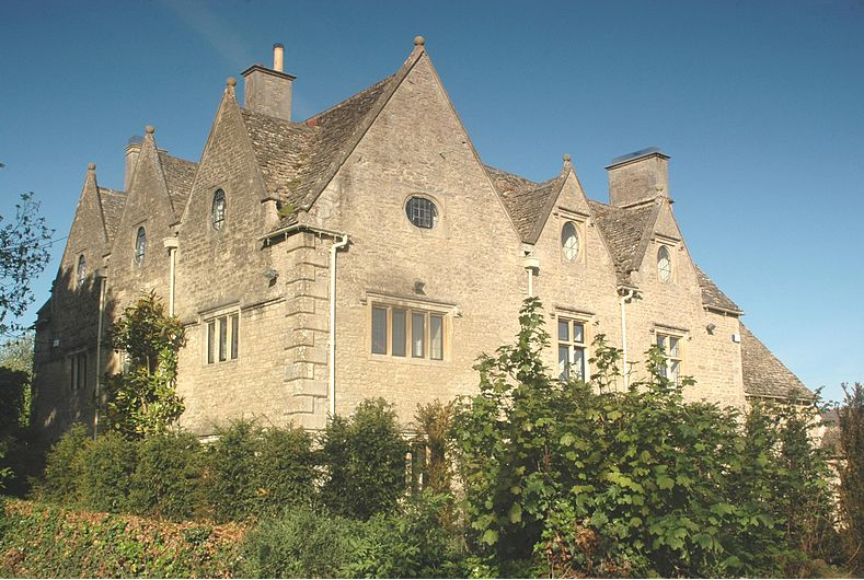 Finstock Manor Oxfordshire UK