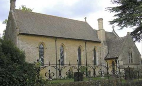 Finstock Oxfordshire UK
