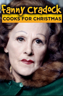 Fanny Cradock book cover
