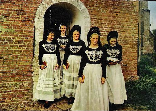 Frisian costume