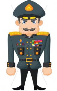 dictator clipart