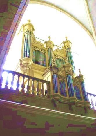 seurre france organ