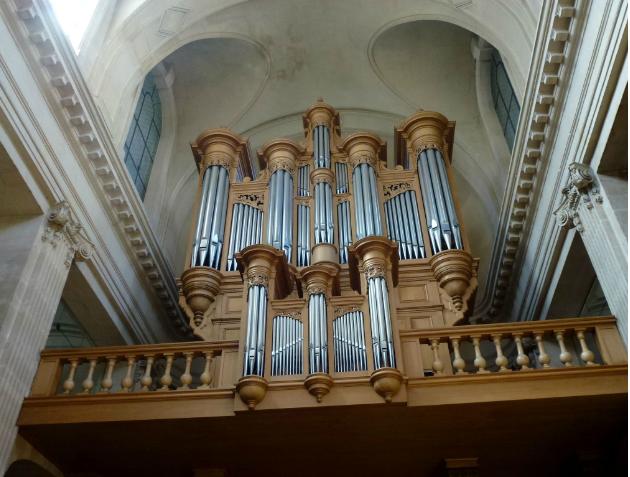eglise des billettes orgue