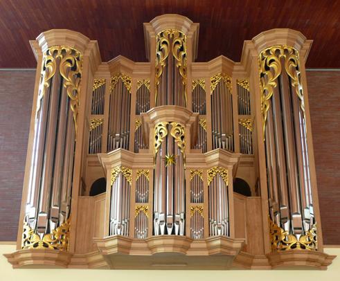 pinerolo organ