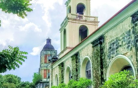 Jaro cathedral exterior
