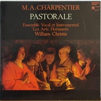 Charpentier pastorale cover