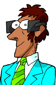 blinders clipart