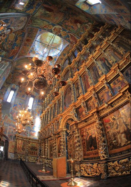 Yaroslavl Elijah cathedral