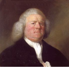 William Boyce portrait