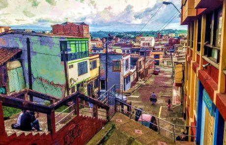 Pereira Colombia cityscape