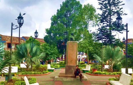 Filandia town square