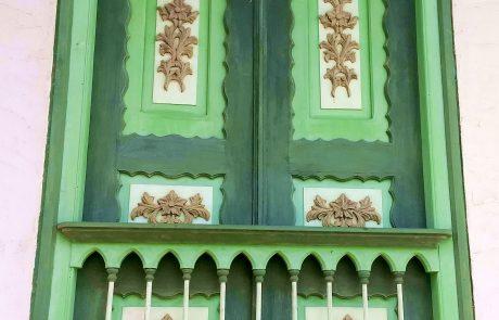 Marsella, architectural detail