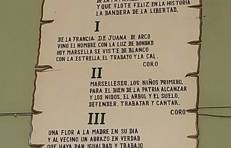 Hymn to Marsella, Colombia