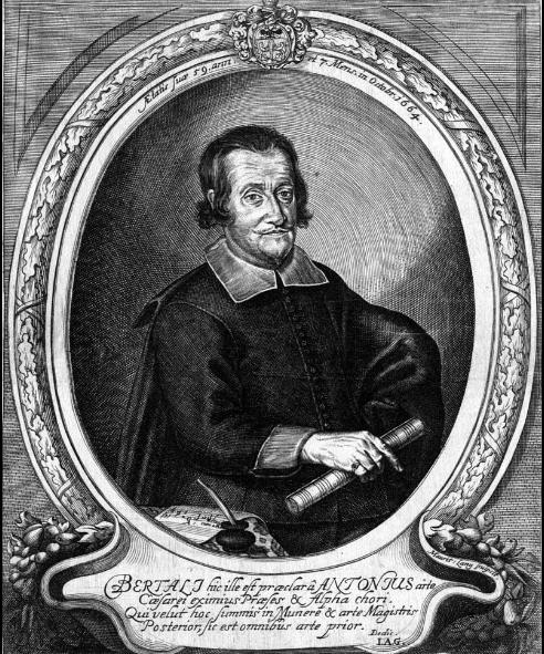 Antonio Bertali portrait