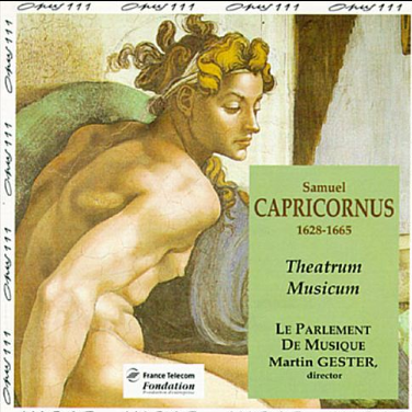 Capricornus CD recto