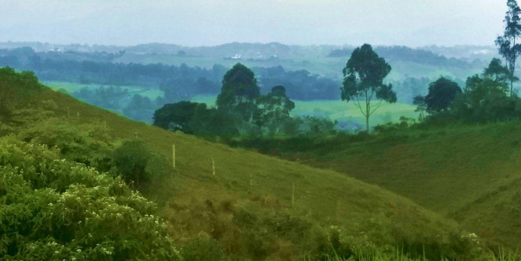 Filandia, Quindio landscape