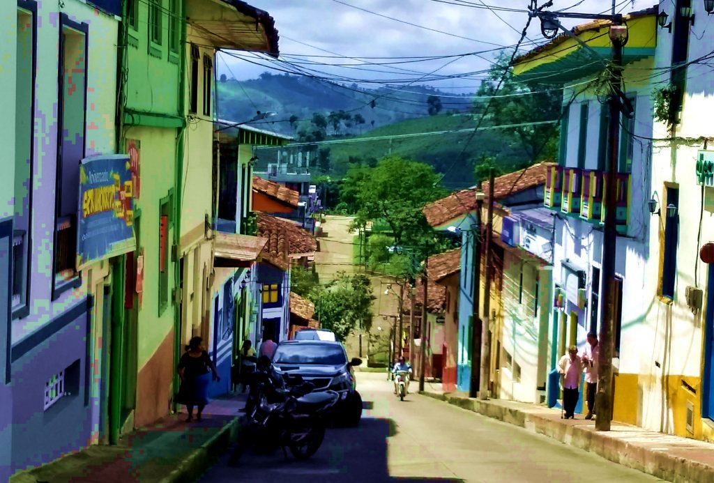 Marsella, Colombia street view