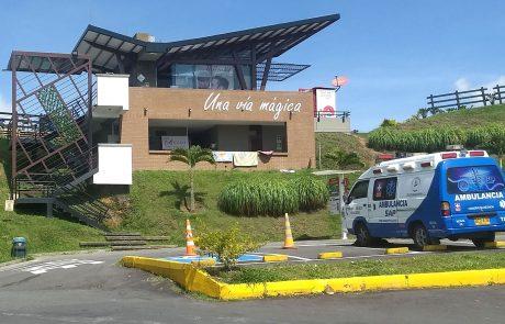 El Tambo Viewpoint, Pereira