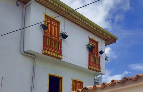 Salento architectural detail