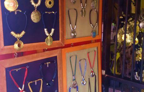 Salento, shop view