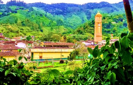 Piajo, Quindio town view