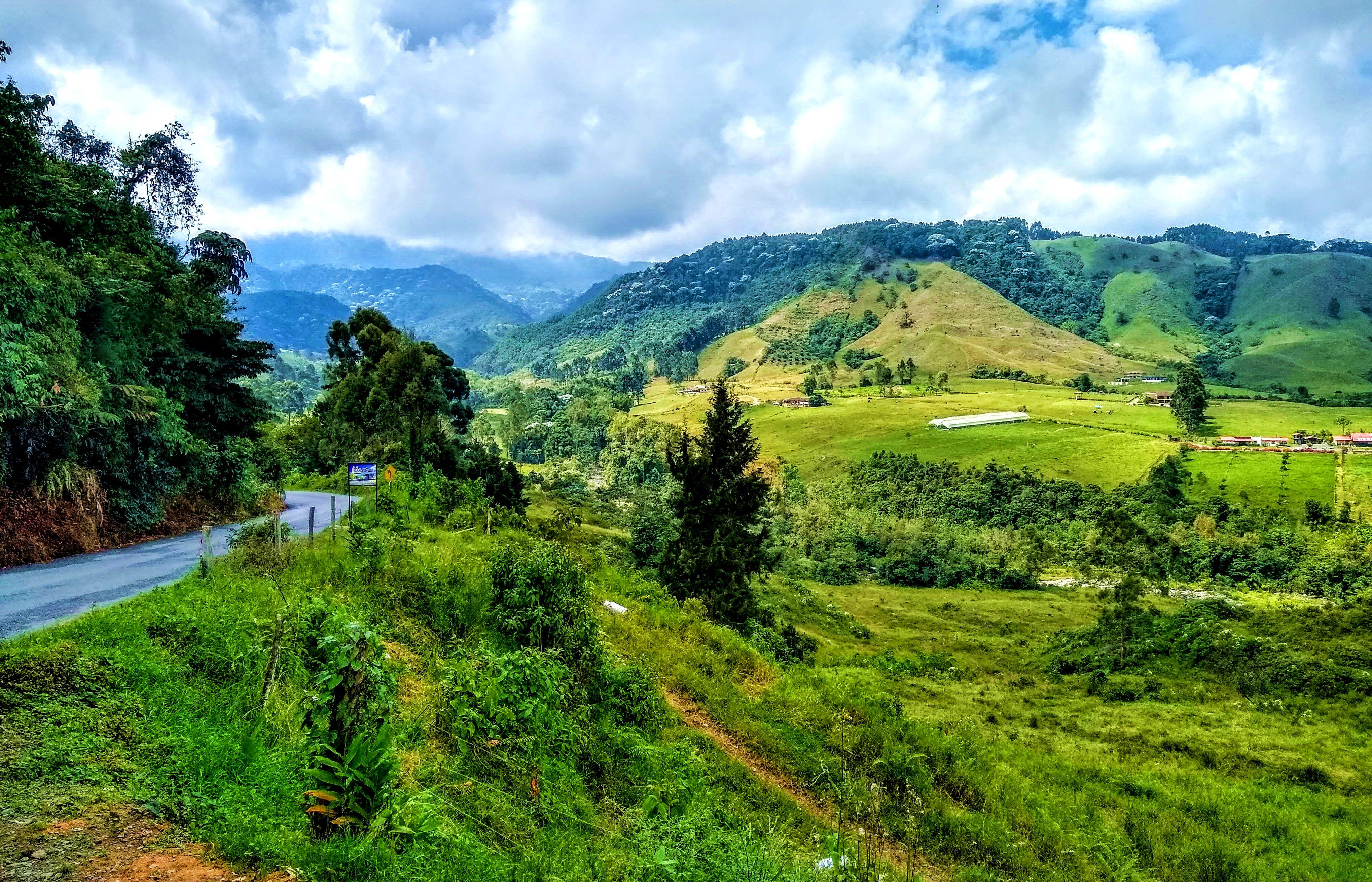 Santa Rosa de Cabal landscape