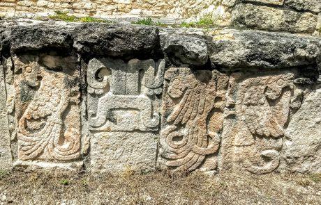 Mayapan sculpture