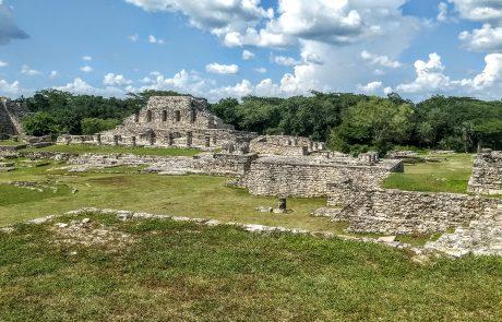 Mayapan view
