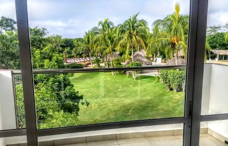 Uxmal Maya Resort view