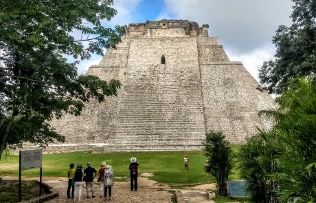 Uxmal Main Temple