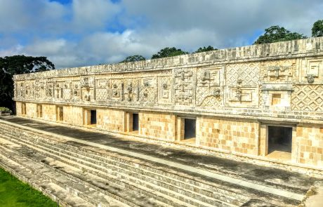 Uxmal Quadrangle Group