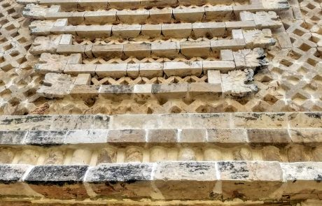 Uxmal Quadrangle detail