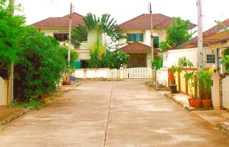 Housing development Chiang Mai