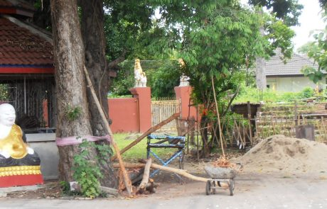 Countryside temple, Chiang Mai