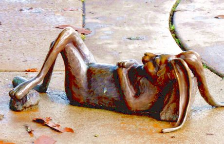 Sandpoint park art