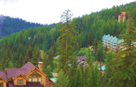 Schweitzer Ski Resort, Sandpoint