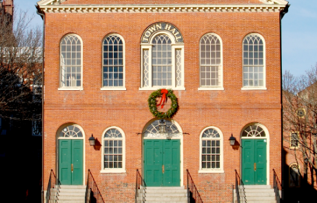 Federalist - Old Town Hall Salem MA